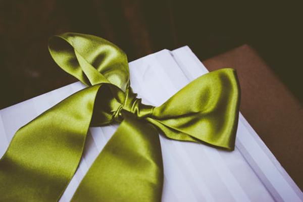 緑いろのリボン