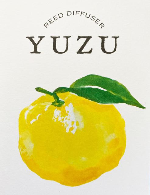 YUZU表紙